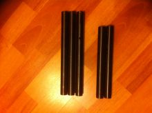 Труба основная для пневматического карабина Crosman 2250 / 2400 Кросман 2250 / 2400