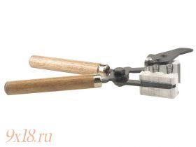 """Пулелейка ручная Lee (США) калибр 9,02 мм - .356"""", два гнезда, вес пули 124 гран (8.03 грамма), оживальная головная часть"""