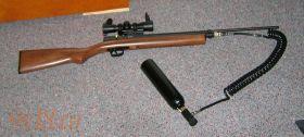 """МАМБА КИТ для перевода на воздух CROSMAN 2260 / 1760 Кросман 2260/1760 производство """"RU Guns Lab"""""""