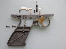 Рукоять для пневматического оружия Crosman Кросман с комплектом УСМ